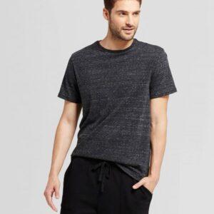 Black Short Sleev