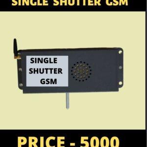 Single Sutter GSM