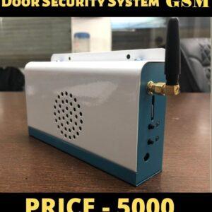 Single Door Security System GSM